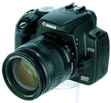 Digital SLR (DSLR) Cameras