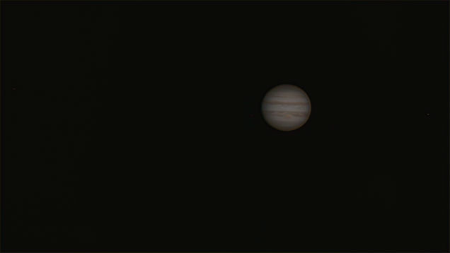 Jupiter, Captured by Michael Phelan with an Orion SkyQuest XT8i IntelliScope Dobsonian Telescope