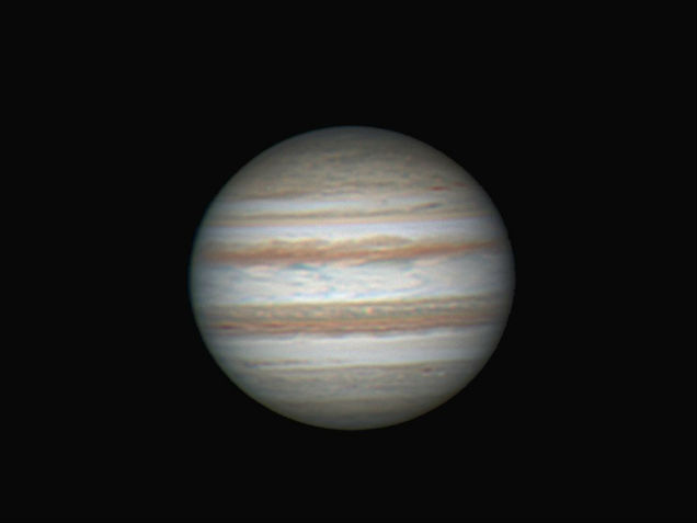 Jupiter by Mark Bell
