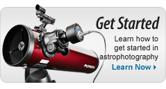 Get Started in Astrophotography