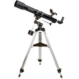 Orion Observer 70mm Equatorial Refractor Telescope