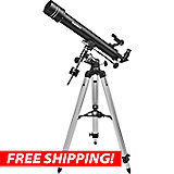 Orion Observer II 70mm Equatorial Refractor Telescope