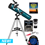Orion SpaceProbe II 76mm Altazimuth Reflector Telescope Kit