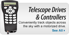 Telescope Drives and Controllers
