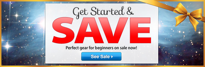 Get Started & Save!